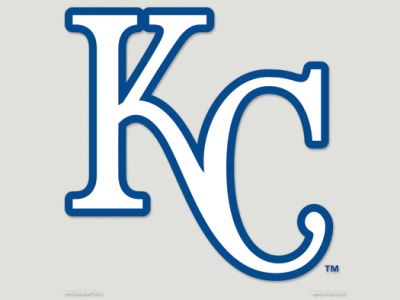 Kansas City Royals Die Cut Color Decal 8in X 8in