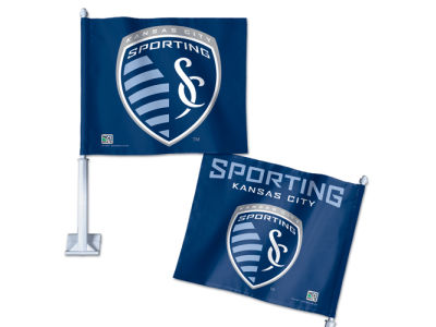 Sporting Kansas City Car Flag