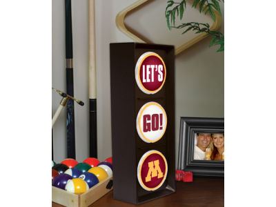 Minnesota Golden Gophers Flashing Lets Go Light