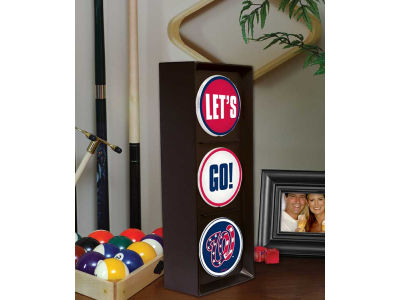Washington Nationals Flashing Lets Go Light