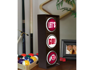 Utah Utes Flashing Lets Go Light