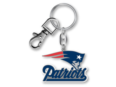 New England Patriots Heavyweight Keychain