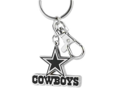 Dallas Cowboys Heavyweight Keychain