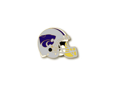 Kansas State Wildcats Helmet Pin