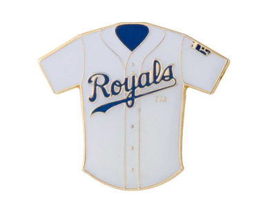 Kansas City Royals Aminco Aminco Jersey Pin