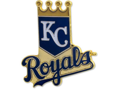 Kansas City Royals Aminco Logo Pin