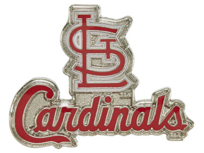 St. Louis Cardinals Primary Plus Pin Aminco