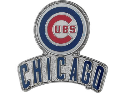 Chicago Cubs Primary Plus Pin Aminco