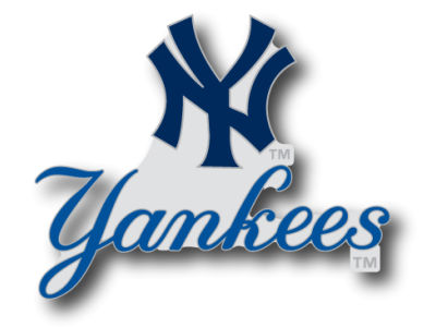 New York Yankees Primary Plus Pin Aminco
