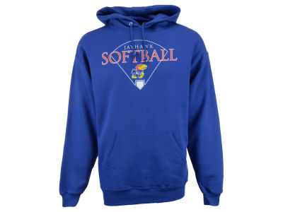 Kansas Jayhawks NCAA Men's Softball Hoodie