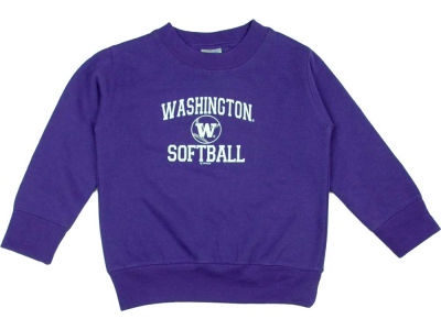 Washington Huskies NCAA Toddler Softball Crew