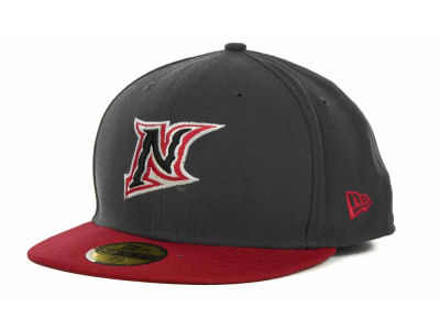 Cal State Northridge Matadors New Era NCAA 2 Tone Graphite and Team Color 59FIFTY Cap