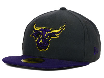 Minnesota State Mavericks New Era NCAA 2 Tone Graphite and Team Color 59FIFTY Cap