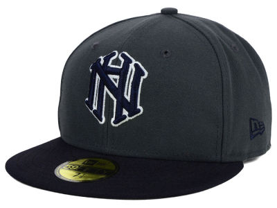 New Hampshire Wildcats New Era NCAA 2 Tone Graphite and Team Color 59FIFTY Cap
