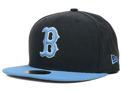 UCLA Bruins New Era NCAA 2 Tone Graphite and Team Color 59FIFTY Cap