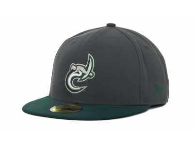Charlotte 49ers New Era NCAA 2 Tone Graphite and Team Color 59FIFTY Cap