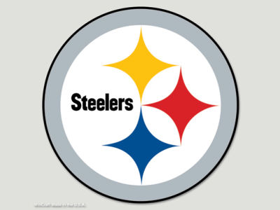 Pittsburgh Steelers Die Cut Color Decal 8in X 8in