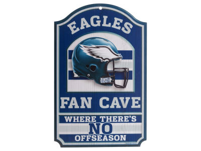 Philadelphia Eagles 11x17 Wood Sign