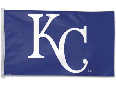 Kansas City Royals 3x5ft Flag
