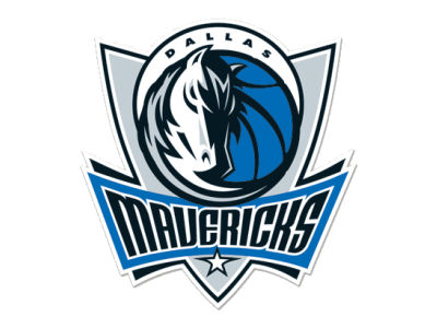 Dallas Mavericks Die Cut Color Decal 8in X 8in