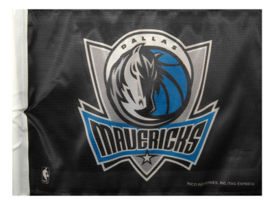 Dallas Mavericks Car Flag
