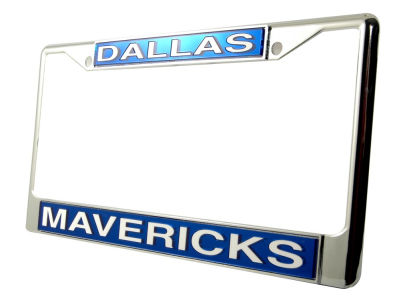 Dallas Mavericks Laser Frame Rico