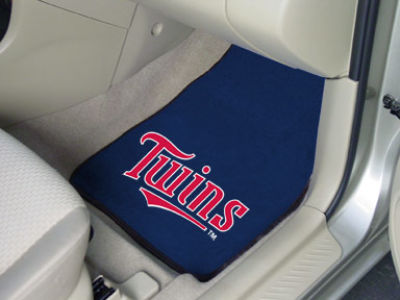 Minnesota Twins Car Mats Set/2