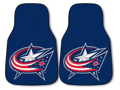 Columbus Blue Jackets Car Mats Set/2