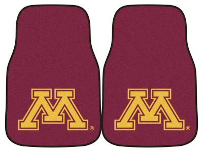 Minnesota Golden Gophers Car Mats Set/2