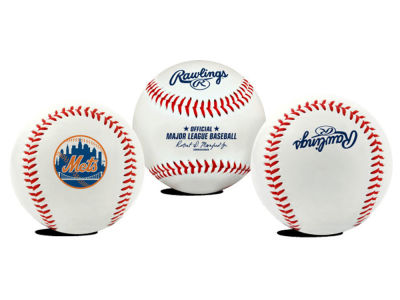 New York Mets Polybagged Baseball