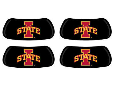 Iowa State Cyclones 2 Pair Eyeblack Sticker