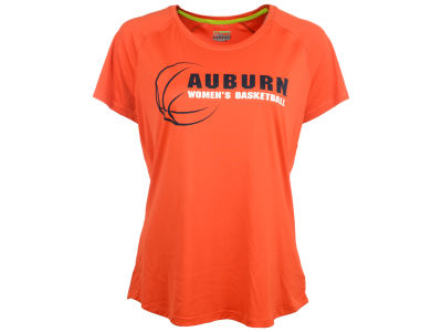 Auburn Tigers NCAA Womens TNP Basketball T-Shirt