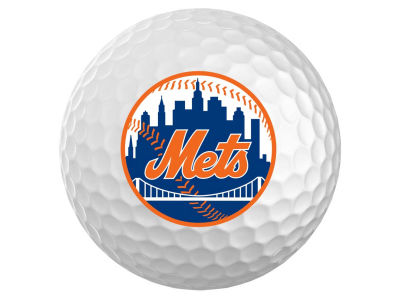 New York Mets Single Golf Ball