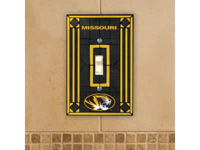 Missouri Tigers Switch Plate Cover