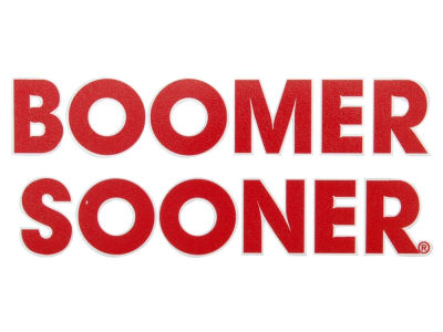 Oklahoma Sooners Vinyl Decal
