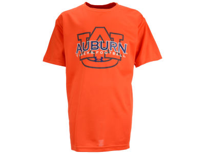 Auburn Tigers NCAA Youth Football Heatgear T-Shirt