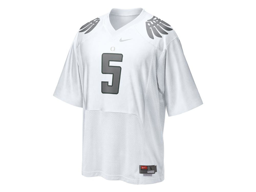 186cb04ac Oregon Ducks Nike NCAA Replica Football Jersey