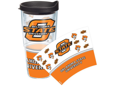 Oklahoma State Cowboys 24oz Tumbler With Lid