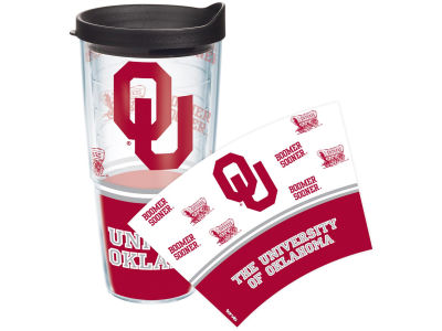 Oklahoma Sooners 24oz Tumbler With Lid