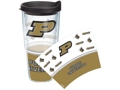 Purdue Boilermakers 24oz Tumbler With Lid