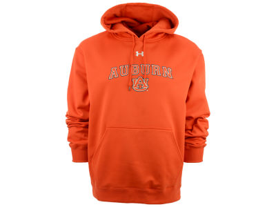 Auburn Tigers NCAA Armour Fleece Hoodie