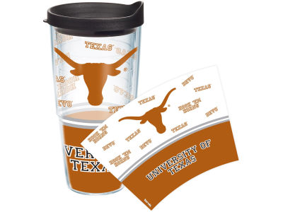 Texas Longhorns 24oz Tumbler With Lid