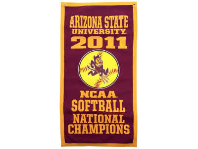 Arizona State Sun Devils 18in x 36in Vertical Banner