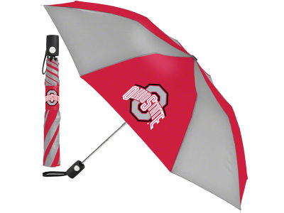 Ohio State Buckeyes Automatic Folding Umbrella