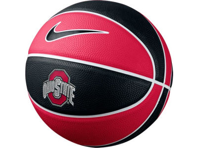 Ohio State Buckeyes Nike NCAA Mini Rubber Basketball