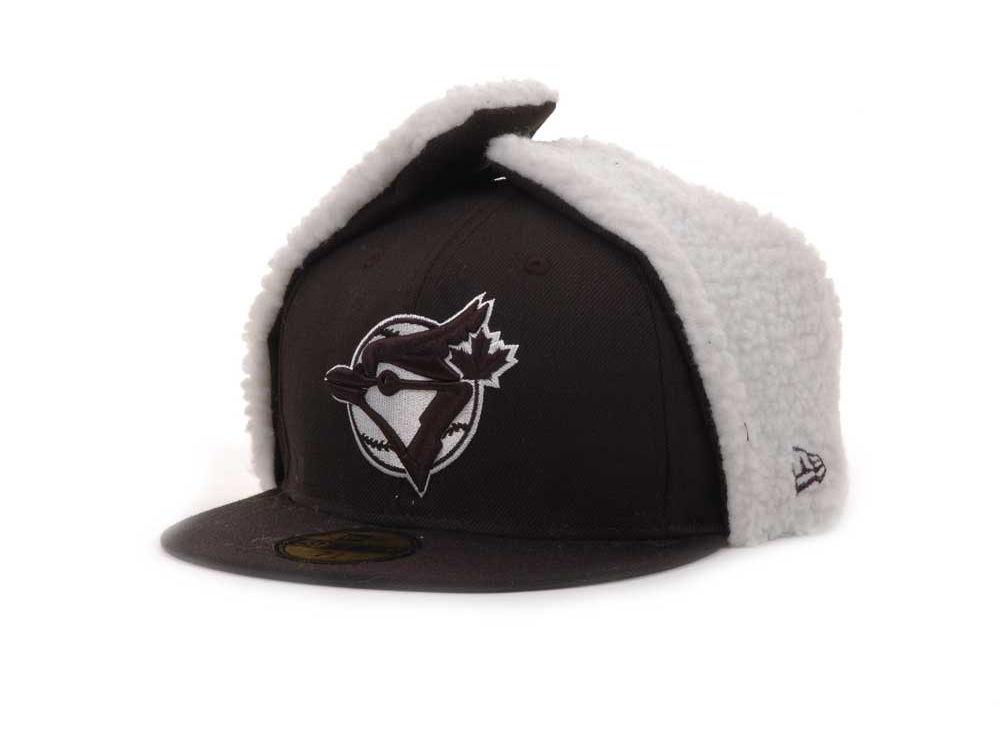 6c782633bd8 Toronto Blue Jays New Era MLB Dogear 59FIFTY Cap