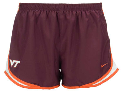 Virginia Tech Hokies Nike NCAA Women's Tempo Shorts