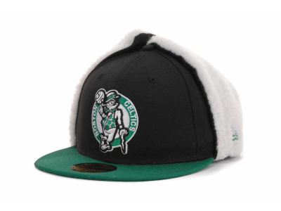 Boston Celtics New Era NBA Hardwood Classics Dogear 2011 59FIFTY Cap