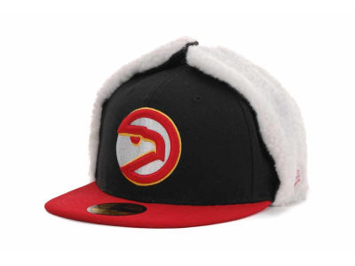 Atlanta Hawks New Era NBA Hardwood Classics Dogear 2011 59FIFTY Cap