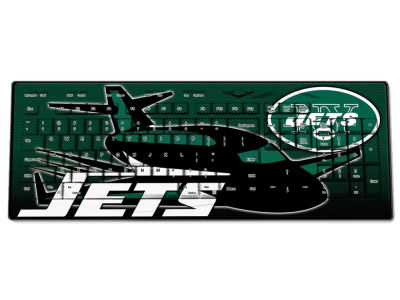 New York Jets Wireless Keyboard